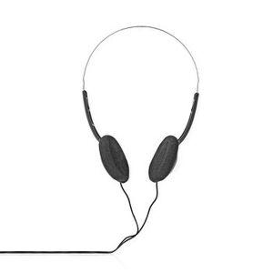 NEDIS, On-Ear Wired hovedtelefoner   3.5 mm   Kabellængde: 1.20 m  ...