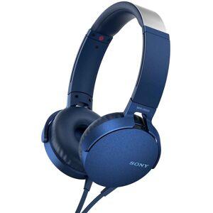 Sony Headset MDRXB550AP - Rød