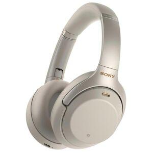 SONY WH-1000XM3 - Hodetelefoner - Sølv