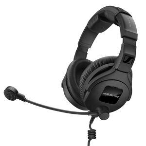 Sennheiser Hmd 300 Pro Xq-2 Broadcast Headset Med Jack+xlr Kabel, 2m