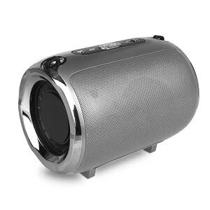 eStore S518 5W Bluetooth Bærbar Høyttaler - Sølv