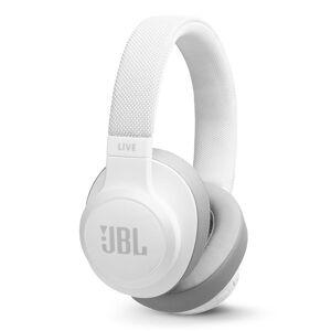 JBL Live 500bt Over-Ear Hodetelefoner - Hvit