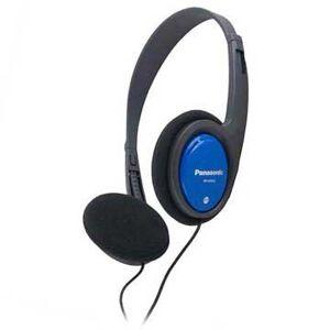 Panasonic RP-HT010 Hodetelefoner - Blå
