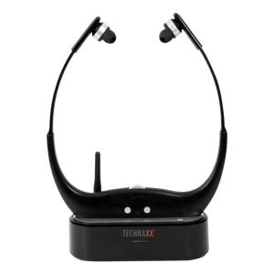 Technaxx TEC-4735 Technaxx Wireless TV Chin Guard Headphone TX-99