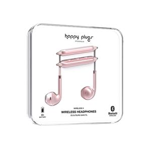 Happy Plugs Earbud Plus Wireless II - Pink Gold