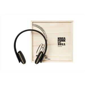 Kreafunk - aHEAD, Svart, Hörlurar, Bluetooth 4.0,