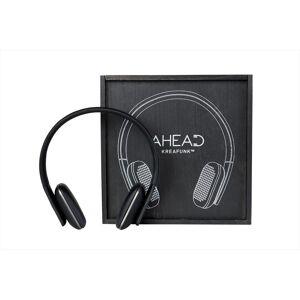 Kreafunk - aHEAD, Black edition, Hörlurar, Bluetooth 4.0