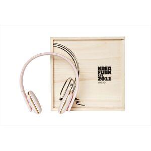 Kreafunk - aHEAD, Dusty Pink, Hörlurar, Bluetooth 4.0