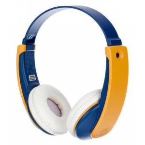 JVC HA-KD10W Blue/Yellow blue