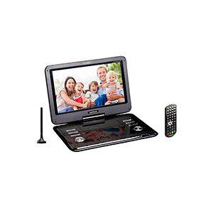 Lenco DVP-1273 Bærbar DVD afspiller m/TV tuner (11,6tm)