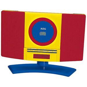 AEG Mini CD / MP3 4464 MC Kids Line (Kitchen Appliances , Electronics)