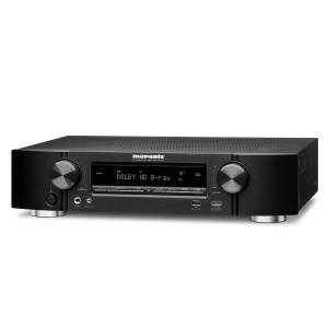 Marantz NR1510 5.2 SURROUND FORSTERKER 4K@60P 4:4:4 SORT