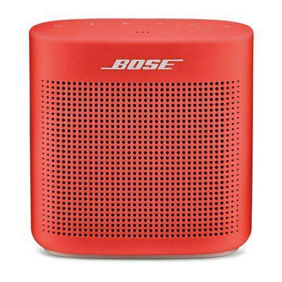 Bose Soundlink Color Bluetooth Ii ? Vermelho - Unissex