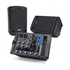 Samson XP300B, All-in-one portable sound system TILBUD NU