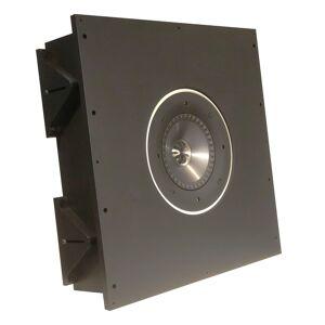 KEF AVshop KEF Ci 200QR inkl. custom in/on-wall / in/on-ceiling kabinett SORT