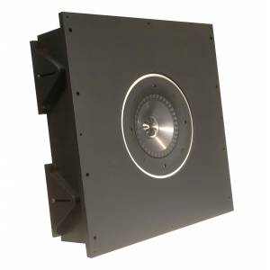 KEF AVshop KEF custom in/on-wall / in/on-ceiling kabinett SORT