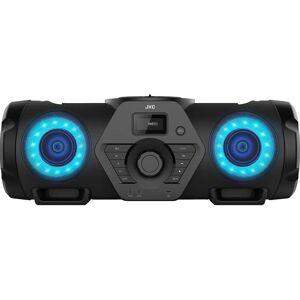 JVC - Boomblaster Med Bluetooth Og CD-Spiller