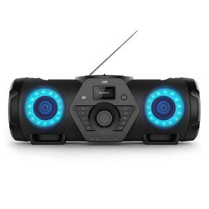 JVC - Boomblaster Med Bluetooth, DAB+ Og CD-Spiller