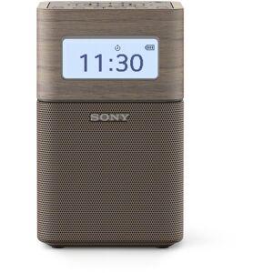 Sony SRFV1BT Bluetooth-högtalare - Brun