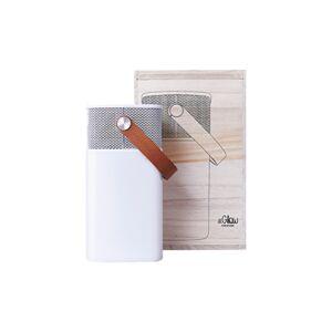 0 Kreafunk aGLOW, hvid m. hvid front, Bluetooth 2.1 speaker