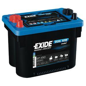 Tudor Exide Startbatteri Ep450