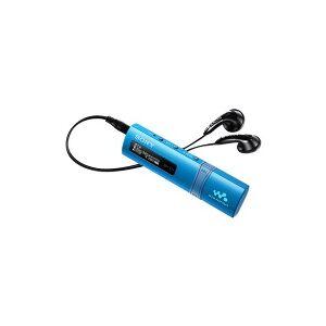 Sony Walkman NWZ-B183F - Digital afspiller - 4 GB - blå
