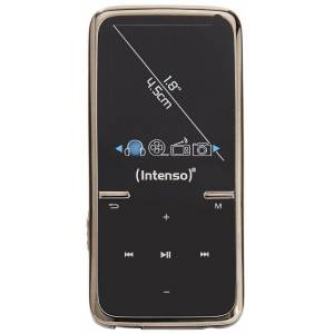 INTENSO MP4 player 8GB Video Scooter LCD 1,8'' Black