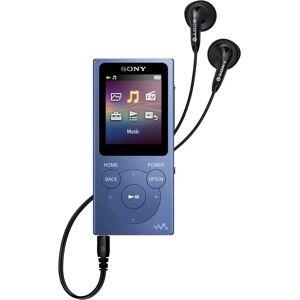 Sony Walkman NW-E394 Digital afspiller Blå