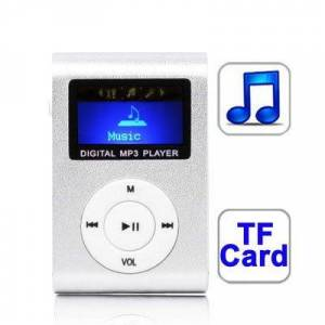 24hshop MP3-spiller med Display