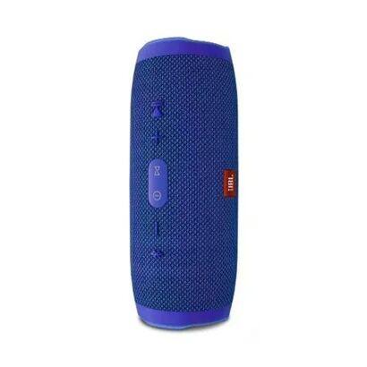 Caixa Bluetooth Jbl Charge 3 Porttil 20w  Prova d'agua - Unissex