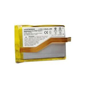 Apple iPod touch 4. gen 930 mAh Kompatibelt Batteri