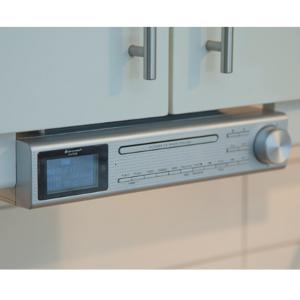 Soundmaster Dab+/cd Kjøkkenradio