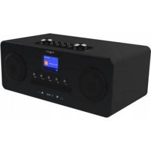 POPcd radio med dab+, cd-spiller, bluetooth, fm