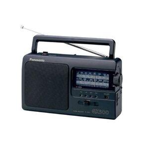 Panasonic Transistorradio Panasonic RF-3500E9-K Svart