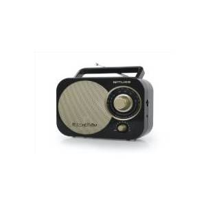 Muse AV system Muse Muse M-055RB Portable radio - M-055RB
