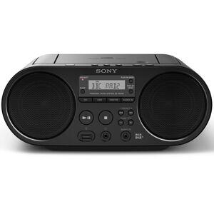 Sony Zsps55b Cd/dab+/fm Boombox - Sort