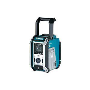 Makita DMR115 DAB Arbejdsradio m/Bluetooth (7,2-18V)