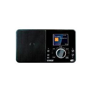 Schwaiger SOUND4YOU DAB400 DAB+/FM radio m/alarm (2W)