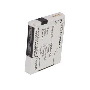 Canon PowerShot SX540 HS batteri (1000 mAh)