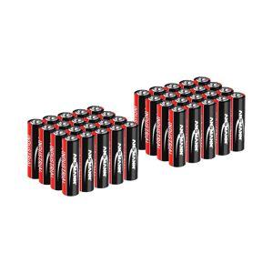 Ansmann Alkaline-batterier - Ansmann INDUSTRIAL - 40 stk. type AA LR6 1,5 V