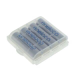 Panasonic 2000 mAh Ladattava paristo AA Ni-MH (LR06), 4 kpl