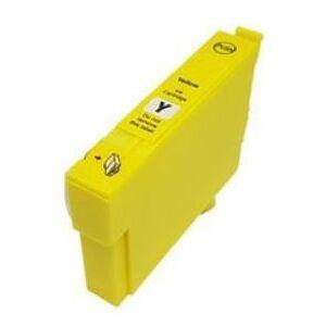 Epson 603XL värikasetti, Yellow, Jumbo +200% mustetta , Epson C13T03A44020 korvaava, takuu 1v.
