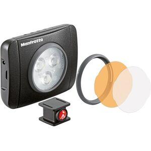 Manfrotto LED-Belysning LUMI Play Led belysning til foto,  MLUMIEPL-BK