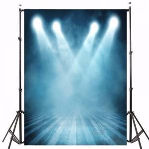 Newchic 5X7FT Stage Thin Vinyl Photography Background Backdrop Studio Photo Props