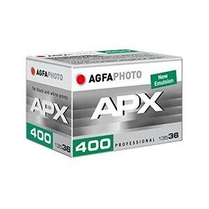 Agfa APX 400 Professional 135 36 Sort/Hvitfilm