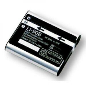 Olympus TOUGH TG-2 Batteri till Kamera 3,7 Volt 1270 mAh 40 x 33,8 x