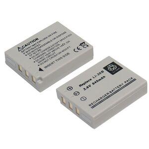 Olympus LI-30B Olympus 3.6/3.7 Volt 645 mAh