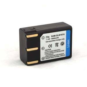 Samsung SLB1974 batteri till Samsung PRO 815, 815SE 7.4 Volt 1800 mAh