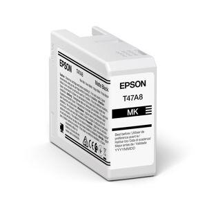 Epson T47a8 Mbk Original Bläckpatron (50 Ml)