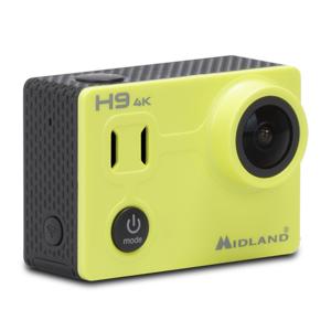 MIDLAND Actionkamera MIDLAND H9+ Keltainen